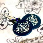Damask Ornamental French style - de..